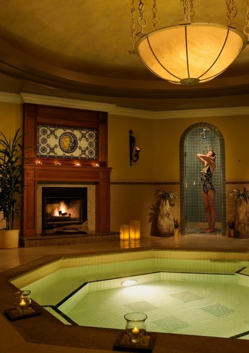 Luxury Locker Room Amenities