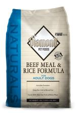 Diamond Naturals Beef And Rice Dog Food