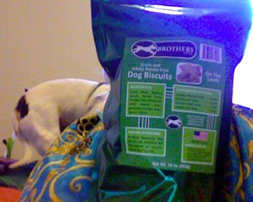 Mixed Tocopherols In Dog Food